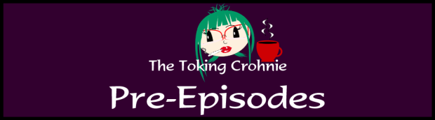 Pre-Episode Banner. Like original but with a purple background and the words Pre-Episodes